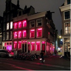 Red Light District Street Tour
