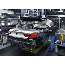 BMW Car Factory