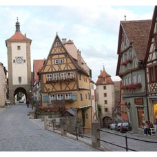 Medieval Town Tour Rothenburg